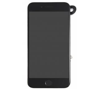 Pantalla Completa para iPhone 8 Plus con Sensores y Boton Negro - OEM ARREGLATELO - 1