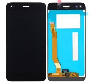 Pantalla Completa para Huawei Y6 Pro 2017 SLA-L22 SLA-L02 Negro ARREGLATELO - 2