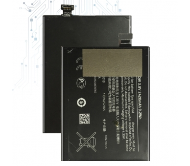 Battery For Nokia lumia 930 , Part Number: BV-5QW ARREGLATELO - 2