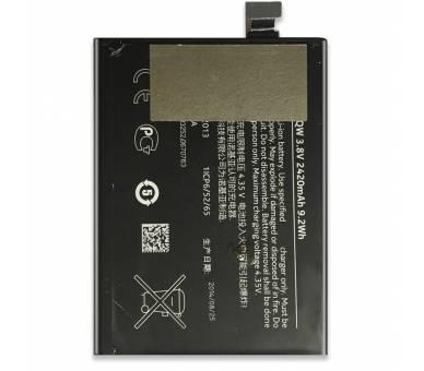 Batterij voor Nokia LUMIA 930, 929+, 929, Origineel MPN: BV-5QW ARREGLATELO - 4