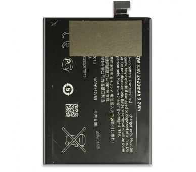 Battery For Nokia lumia 930 , Part Number: BV-5QW ARREGLATELO - 4