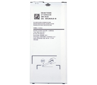 Battery For Samsung Galaxy A7 A710 , Part Number: EB-BA710ABE ARREGLATELO - 2