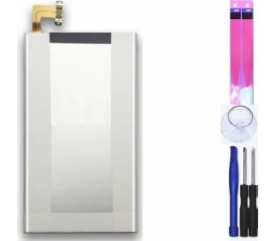 Batterij B0P3P100 Origineel voor HTC ONE MAX 8060  - 1