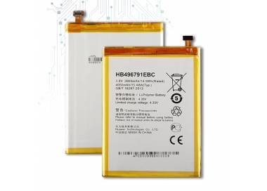 Bateria para Huawei Ascend Mate MT1-U06, MPN Original HB496791EBC ARREGLATELO - 2