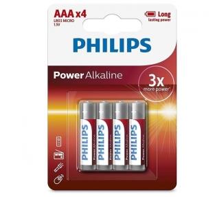 pul liTipo AAA LR03 Alkaline li liVoltaje 15V li liComposicion quimica alcalina li liblister PET li ulbr p
