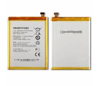 Bateria para Huawei Ascend Mate MT1-U06, MPN Original HB496791EBC ARREGLATELO - 6