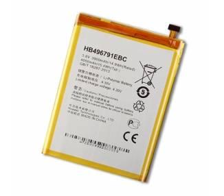 Bateria para Huawei Ascend Mate MT1-U06, MPN Original HB496791EBC ARREGLATELO - 7