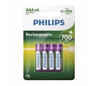 pEstas pilas AAA de gran capacidad son perfectas para todos los dispositivos de alto consumo y se pueden recargar hasta 1000 ve