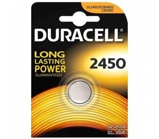 pLas pilas de boton de litio Duracell Specialty 2450 son baterias de las que te puedes fiar Fiables y duraderas son las pilas q