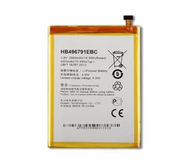 Batteria per Huawei Ascend Mate MT1-U06, MPN originale HB496791EBC ARREGLATELO - 8