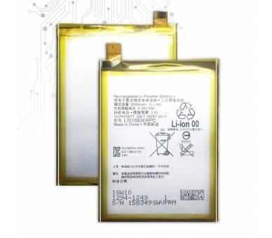 Batterij voor Sony Xperia Z5, Z5 Dual Sim, Z5 DUAL, MPN Origineel LIS1593ERPC ARREGLATELO - 2