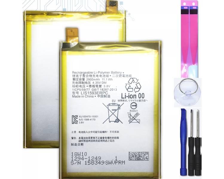 Batterij voor Sony Xperia Z5, Z5 Dual Sim, Z5 DUAL, MPN Origineel LIS1593ERPC ARREGLATELO - 1