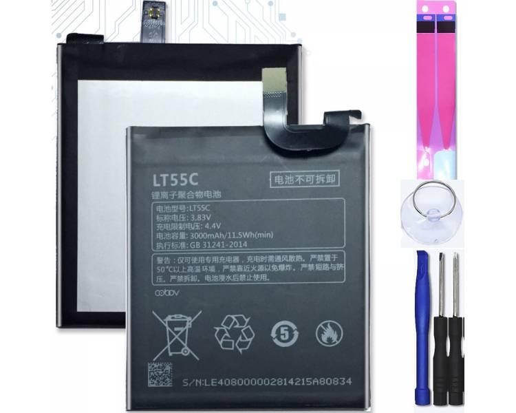 LT55C Oryginalna bateria do LETV Le 1S - X500 / LT55c / Le one S (LeEco)