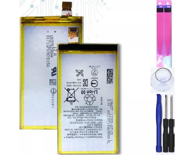Battery For Sony Z5 Compact , Part Number: LIS1594ERPC ARREGLATELO - 1