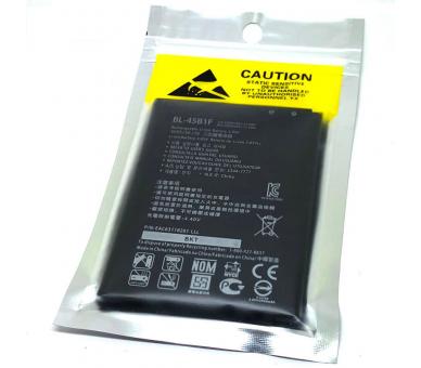 Batterij voor LG V10 H968 F600S F600L Stylus 2 K520, MPN Origineel BL-45B1F ARREGLATELO - 1
