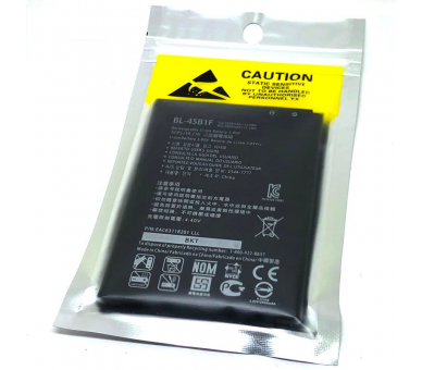 Battery For LG V10 , Part Number: BL-45B1F ARREGLATELO - 1