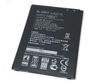 Bateria do LG V10 H968 F600S F600L Stylus 2 K520, MPN Original BL-45B1F