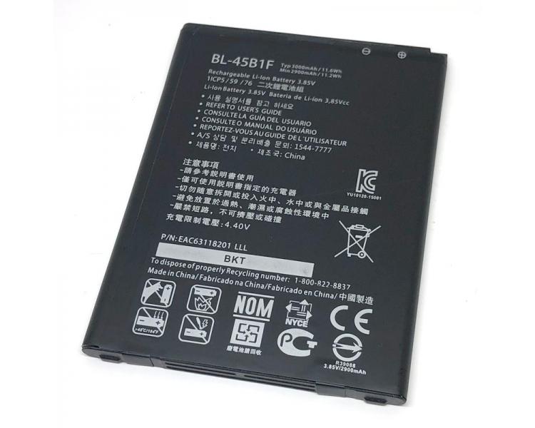 Battery For LG V10 , Part Number: BL-45B1F ARREGLATELO - 2