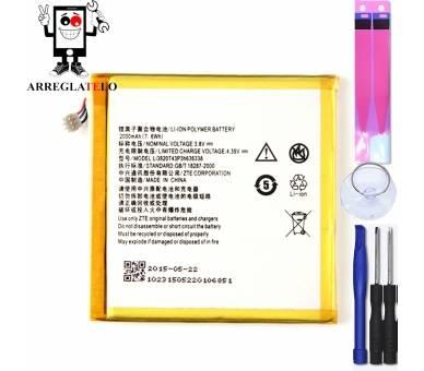 Bateria para ZTE BLADE L2, MPN Original LI3820T43P3H636338 ARREGLATELO - 1