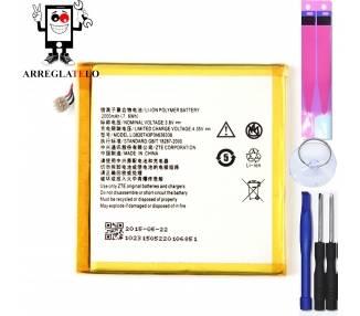 Battery For ZTE Blade L2 , Part Number: LI3820T43P3h636338