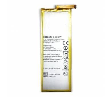 Originele Huawei HB3543B4EBW Batterij voor Huawei Ascend P7 originele P7  - 3