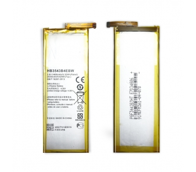 Battery For Huawei P7 , Part Number: HB3543B4EBW  - 8