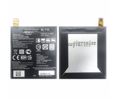 Bateria Original para LG FLEX 2 H955 - BL-T16 LS996 H950 ARREGLATELO - 5