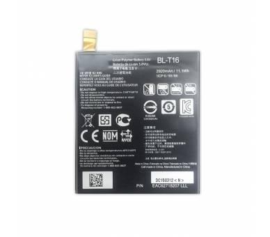Bateria Original para LG FLEX 2 H955 - BL-T16 LS996 H950 ARREGLATELO - 9