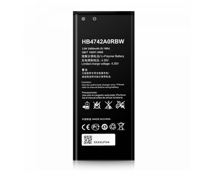 Oryginalna bateria do HUAWEI HONOR 3C G730 H30-T00 HB4742A0RBW HB4742A0RBC