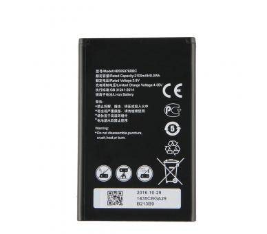 Bateria para Huawei Ascend G606 G610S G610C C8815, MPN Original HB505076RBC ARREGLATELO - 7
