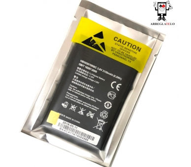 Batterij voor Huawei Ascend G606 G610S G610C C8815, Origineel MPN HB505076RBC ARREGLATELO - 1