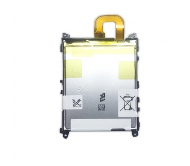 Battery For Sony Xperia Z1 , Part Number: 1271-9084 ARREGLATELO - 9