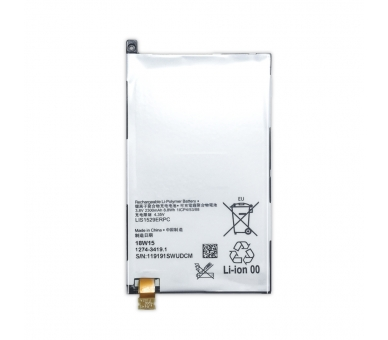 Battery For Sony Z1 Compact , Part Number: LIS1529ERPC ARREGLATELO - 6