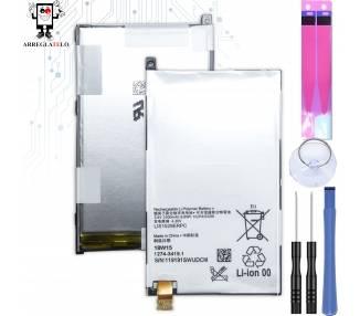 Bateria para Sony Xperia Z1 Compact M51W Z1C D5503, MPN Original LIS1529ERPC ARREGLATELO - 1
