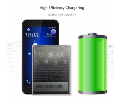 Batterij voor HTC MyTouch 4G HD Merge s610D, Origineel MPN BD42100 ARREGLATELO - 5