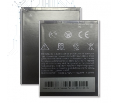 Bateria Battery Original HTC BD42100 T-mobile HTC MyTouch 4G HD Merge s610D ARREGLATELO - 1