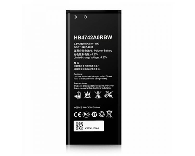 Bateria para Huawei Ascend G740 Orange Yumo HB4742A0RBW HB4742A0RBC ARREGLATELO - 1