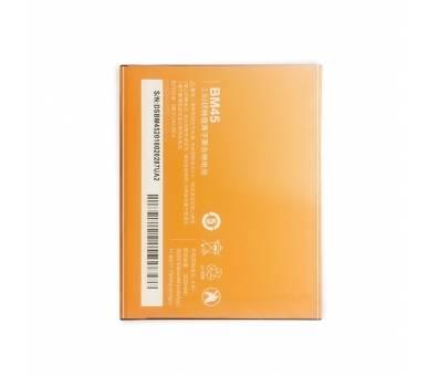 Batterij voor Xiaomi Hongmi Redmi Note 2, originele MPN: BM45 ARREGLATELO - 6