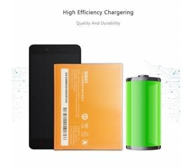 Batterij voor Xiaomi Hongmi Redmi Note 2, originele MPN: BM45 ARREGLATELO - 7