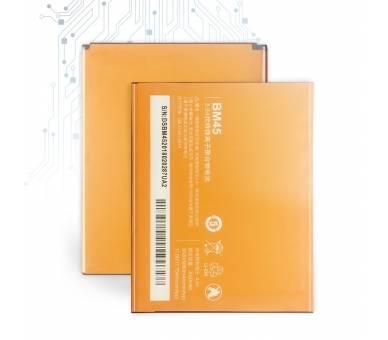Batterij voor Xiaomi Hongmi Redmi Note 2, originele MPN: BM45 ARREGLATELO - 1