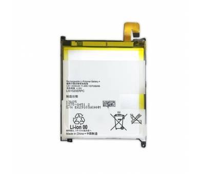 Batterij voor Sony XPERIA Z ULTRA C6802 XL39h, MPN Origineel LIS1520ERPC ARREGLATELO - 4