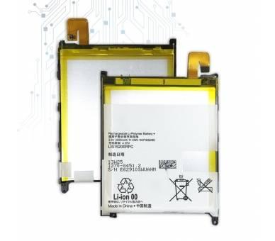 Bateria para Sony XPERIA Z ULTRA C6802 XL39h, MPN Original LIS1520ERPC ARREGLATELO - 6