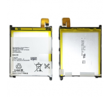 Bateria para Sony XPERIA Z ULTRA C6802 XL39h, MPN Original LIS1520ERPC ARREGLATELO - 9