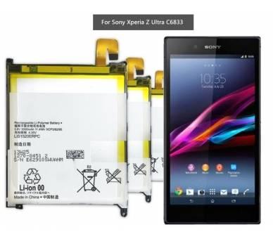Batterij voor Sony XPERIA Z ULTRA C6802 XL39h, MPN Origineel LIS1520ERPC ARREGLATELO - 10