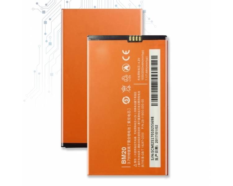 Batterij voor XIAOMI M2 Mi2 Mi2S, origineel MPN: BM20 BM-20 ARREGLATELO - 1