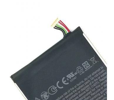 Batterij voor HTC One S G25 Z520E, MPN Origineel BJ40100 ARREGLATELO - 2