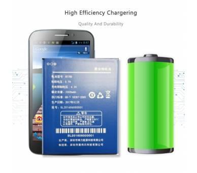Battery For Zopo C2 , Part Number: BT78S ARREGLATELO - 4