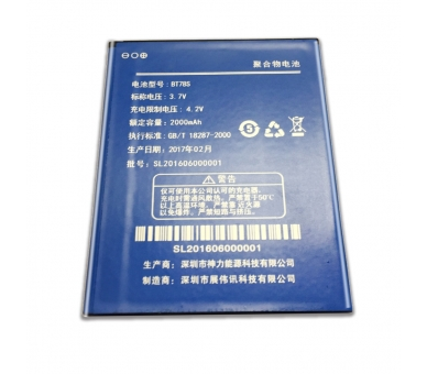 Bateria BaterÍa Original Interna para / for Zopo C2 ZP980 BT78S 2000 mah ARREGLATELO - 5