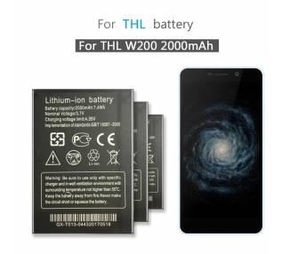 Akumulator do THL W200 W200S W200C, Oryginalny THL-W200 MPN