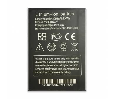 Batterij voor THL W200 W200S W200C, MPN Origineel THL-W200 ARREGLATELO - 5